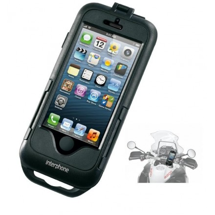 Supporto iphone 5 per moto Cellularline