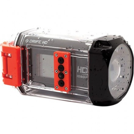 Custodia waterproof Drift HD case
