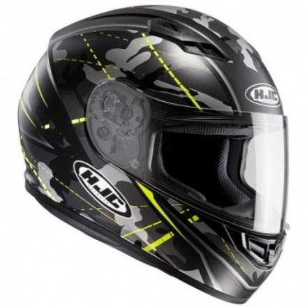 Casco HJC CS 15 SONGTAN MC4HSF