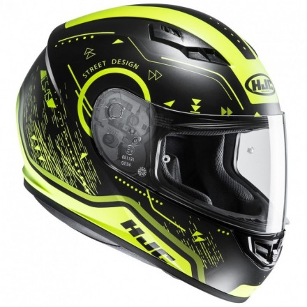 Casco HJC CS 15 SAFA MC4HSF