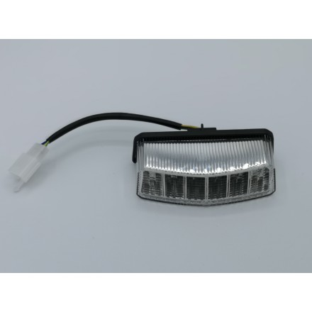 Fanalino posteriore Led completo Beta Alp 4.0 07/18 Alp 125/200 08/18 Urban 125/200 08/16 RR 50 2018 RR/RE 125 13/16