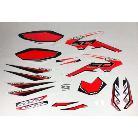 Kit grafiche Beta RR 50 Motard 2019