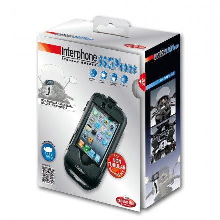 Supporto iphone 4 per scooter/moto Cellularline