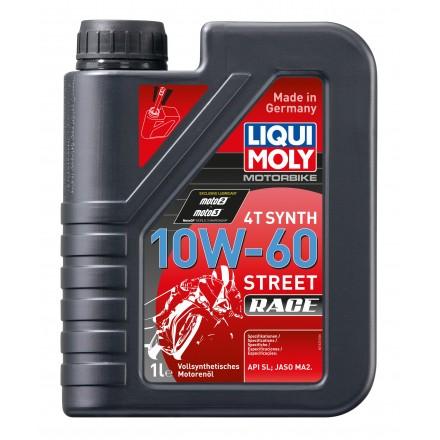 Motorbike 4T Synth 10W-60 Street Race