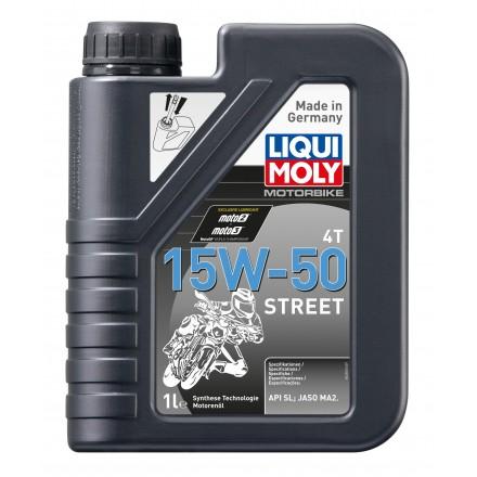Motorbike 4T 15W-50 Street
