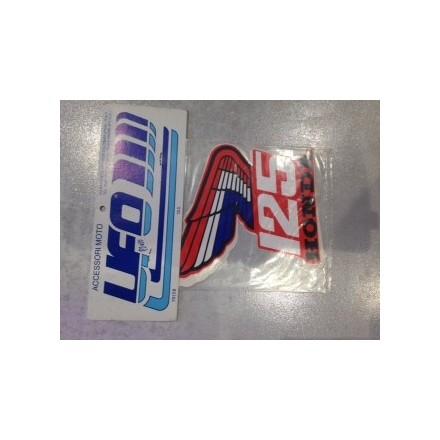 Adesivi convogliatori Honda 125 anni 80