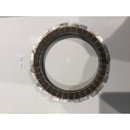 Dischi frizione Sukuzi DR 600 RM 250 RG-GR 650 XD/XE-LS 650 VS 750 Adige