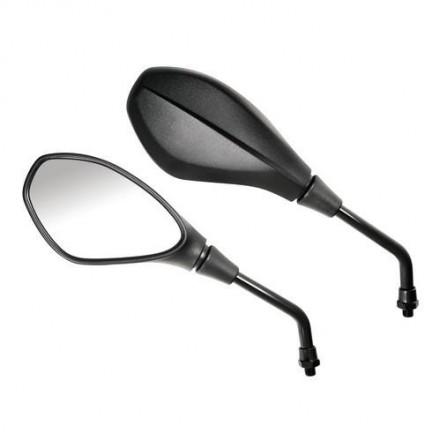 Specchi retrovisori moto (coppia) omologato M10 - Dike, Lampa