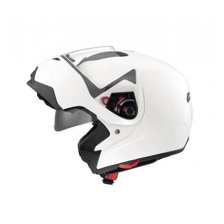 Casco modulare MDS MD200 Bianco lucido