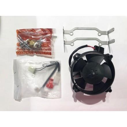 Kit elettroventola Beta RR 4T 350-390-430-480 dal 2015 al 2019 solo EFI