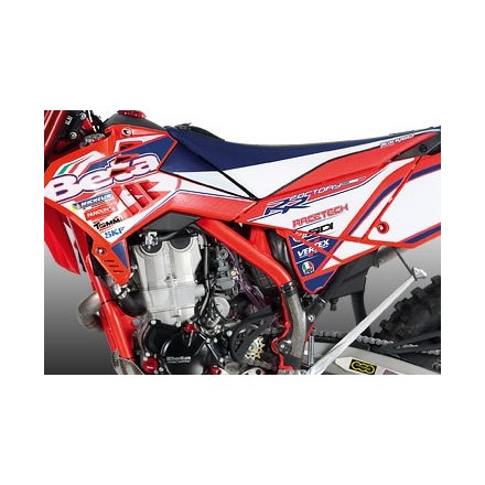 Kit adesivi Beta RR 4T Factory 350-400-450-498 2010/2012
