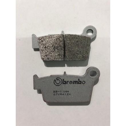 Pastiglie freno posteriori sinterizzate Beta RR 2T/4T 2005/2019 Brembo 07YA41SX