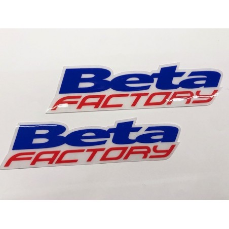 Kit adesivi forcella Beta Factory