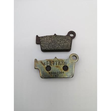 Pastiglie freno posteriori platinum Beta RR 2T/4T 2005/2019 Ferodo