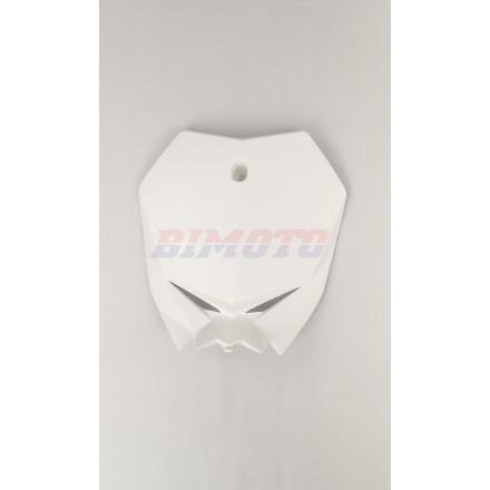 Mascherina faro cross bianca Beta RR 2T/4T 125/200/250/300/350/390/400/430/450/480/498