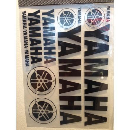 Adesivi Yamaha 4R