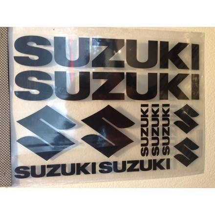 Adesivi Suzuki 4R
