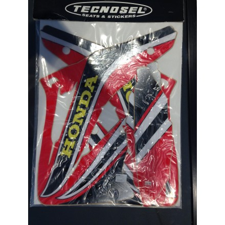 Grafiche Honda CRF 450 02/03