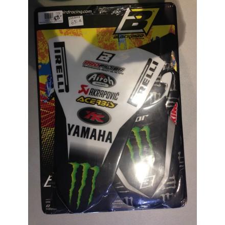 Grafiche Yamaha YZF 250-450 06/09