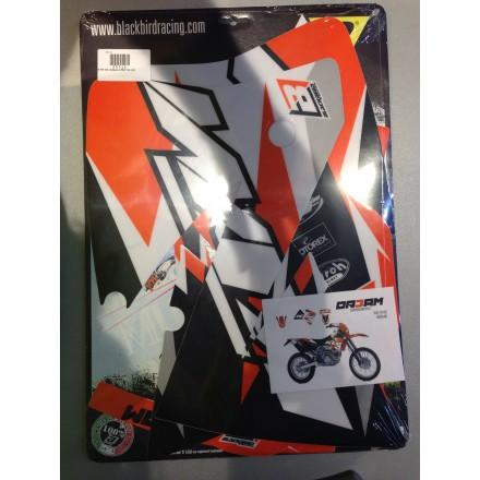 Grafiche KTM EXC 01/02
